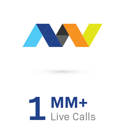 1MM+ Calls Connected