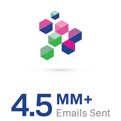 4.5MM Emails Sent